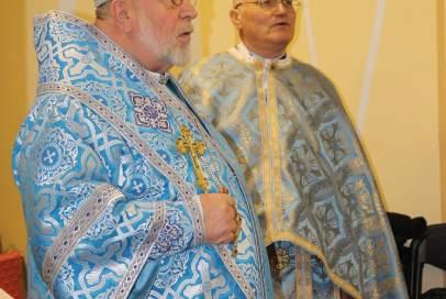 Владика Степан Екзарх Донецький УГКЦ служив в Бахмуті Святу Літургію.